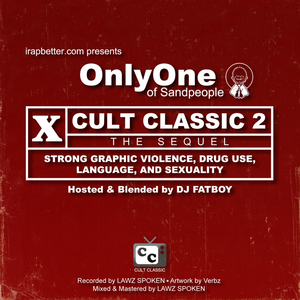 Only One - Cult Classic 2 (FRONT COVER)